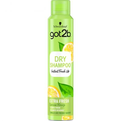 Got2B Fresh It Up Dry Shampoo suchy szampon do włosów Extra Fresh 200 ml