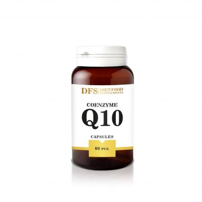 Diet-Food Koenzym Q10 500 mg 60 kaps.
