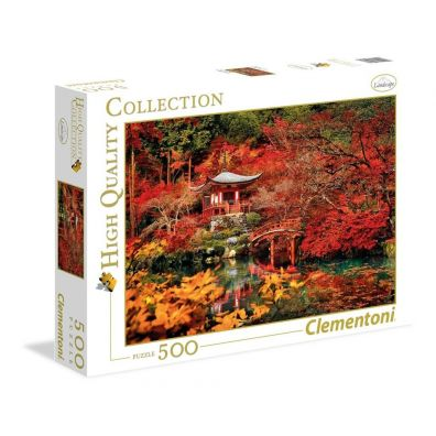 Puzzle 500 HQ Orient Dream Clementoni