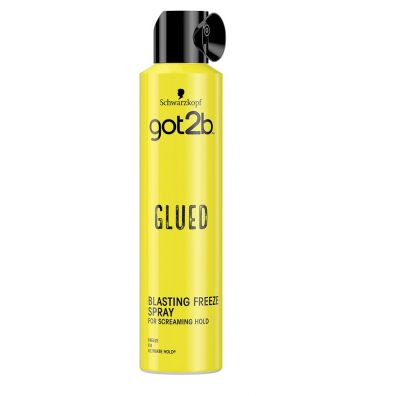 Got2B Glued Blasting Freeze lakier do włosów 300 ml