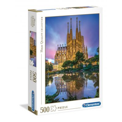 Puzzle High Quality Collection Sagrada Familia