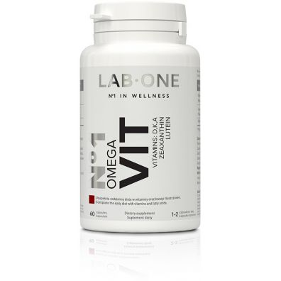 Lab One N°1 Omega VIT 60 kaps.