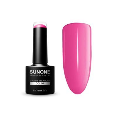 Sunone UV/LED Gel Polish Color lakier hybrydowy R16 Reve 5 ml