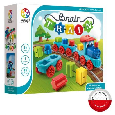 Smart Games Brain Train (ENG) IUVI Games