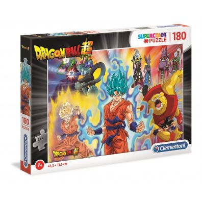 Puzzle 180 Super Kolor Dragon Ball Clementoni