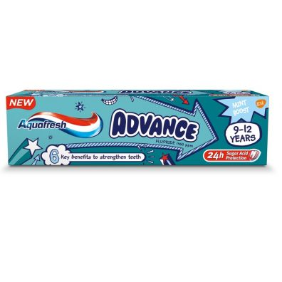 Aquafresh Advance Toothpaste pasta do zębów 75 ml