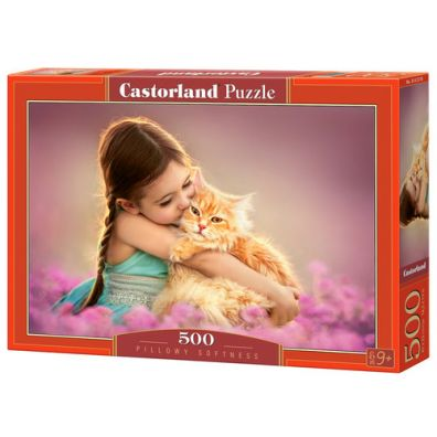 Puzzle 500 Pillowy Softness CASTOR
