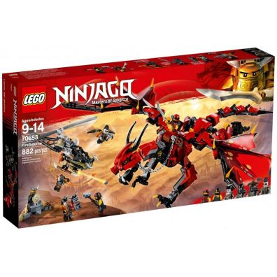 LEGO Ninjago. Firstbourne 70653