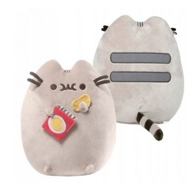 Pusheen i chipsy