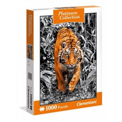 Puzzle 1000 Platinum Collection Tiger