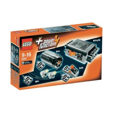 LEGO Technic. Silnik Power Functions 8293