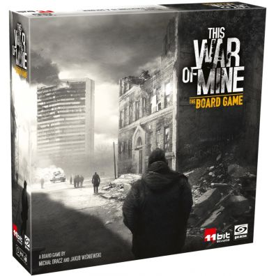 This War of Mine: The Board Game GALAKTA