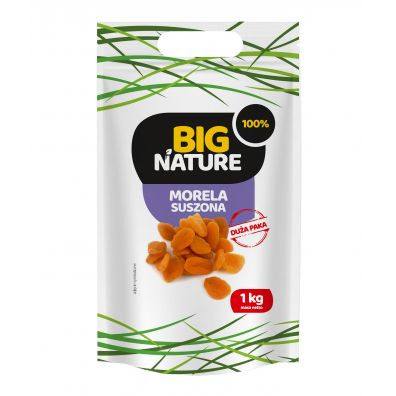Big Nature Morele suszone 1 kg