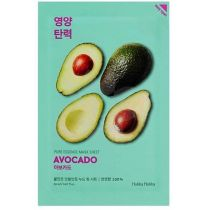 Holika Holika Pure essence mask sheet-avocado 1szt