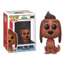 Funko POP: The Grinch 2018 - Max the Dog