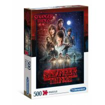 Puzzle 500 Stranger Things Clementoni
