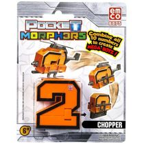 Pocket Morphers figurka blister - Chopper 2