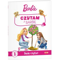 Barbie. Czytam z Barbie