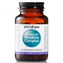 Viridian Enhanced rhodiola complex