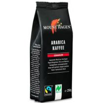 Mount Hagen Kawa mielona arabica fair trade 250 g bio