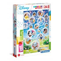 Puzzle 24 Maxi Disney Characters