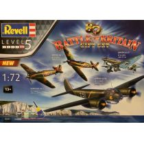 Model do sklejania Gift Set 80th anniversary Battle of Britain Revell