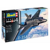 Model do sklejania F-35A Lightning II Revell