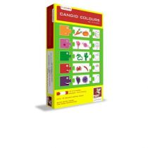 Puzzle kolory - candid colours Toy Kraft