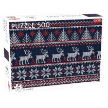 Puzzle 500 Patterns Tactic