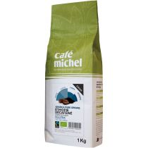 Cafe Michel Kawa ziarnista bezkofeinowa arabica etiopia fair trade 1 kg bio