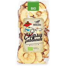 Bio Planet Chipsy jabłkowe 100 g bio
