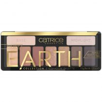 Catrice The Epic Earth Collection Eyeshadow Palette paleta cieni do powiem 010 Nature 9.5 g