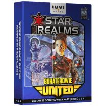 Star Realms: United Bohaterowie IUVI Games