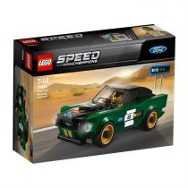 LEGO Speed Champions. Ford Mustang Fastback z 1968 r. 75884