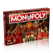 Monopoly Manchester United Legends