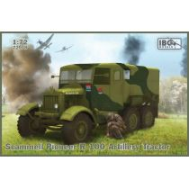 Model plastikowy Scammell Pioneer R100 Artillery Tractor Ibg