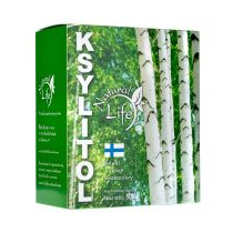 Natural Life Ksylitol cukier brzozowy (2x250g) 500 g