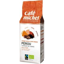 Cafe Michel Kawa mielona arabica peru fair trade 250 g bio