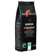 Mount Hagen Kawa ziarnista Arabica 100% espresso fair trade 250 g Bio