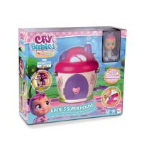 Zestaw Domek Katie Cry Babies Magic Tears Tm Toys