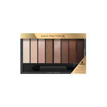 Max Factor Masterpiece Nude Palette Contouring Eye Shadows cienie do powiek 01 Cappuccino Nudes 6.5 g