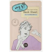 Holika Holika Mask sheet maska w płacie after night overtime - po ciężkim dniu 1szt