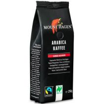 Mount Hagen Kawa ziarnista Arabica 100% fair trade 250 g Bio