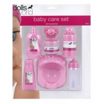 "Akcesoria ""Baby Care Set"" Dolls World"