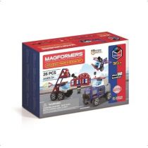 MAGFORMERS Amazing Police 717001