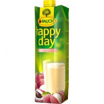 Rauch Happy Day Nektar o smaku liczi 1 l