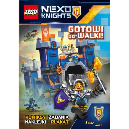 Lego nexo knights gotowi do walki