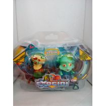 Exogini figurka 2pack Robojeeno i Tim Squid
