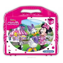 Klocki 12 Super Kolor Disney Junior Minnie