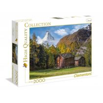 Puzzle 2000 HQ Fascination With Matterhorn